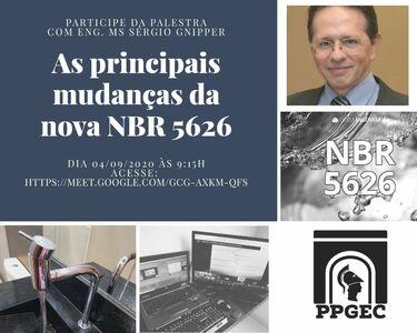 palestra as principais mudanças da nova NBR 5626