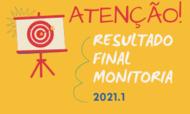 Resultado Monitoria 2021_1  card