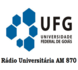 Marca UFG horizontal