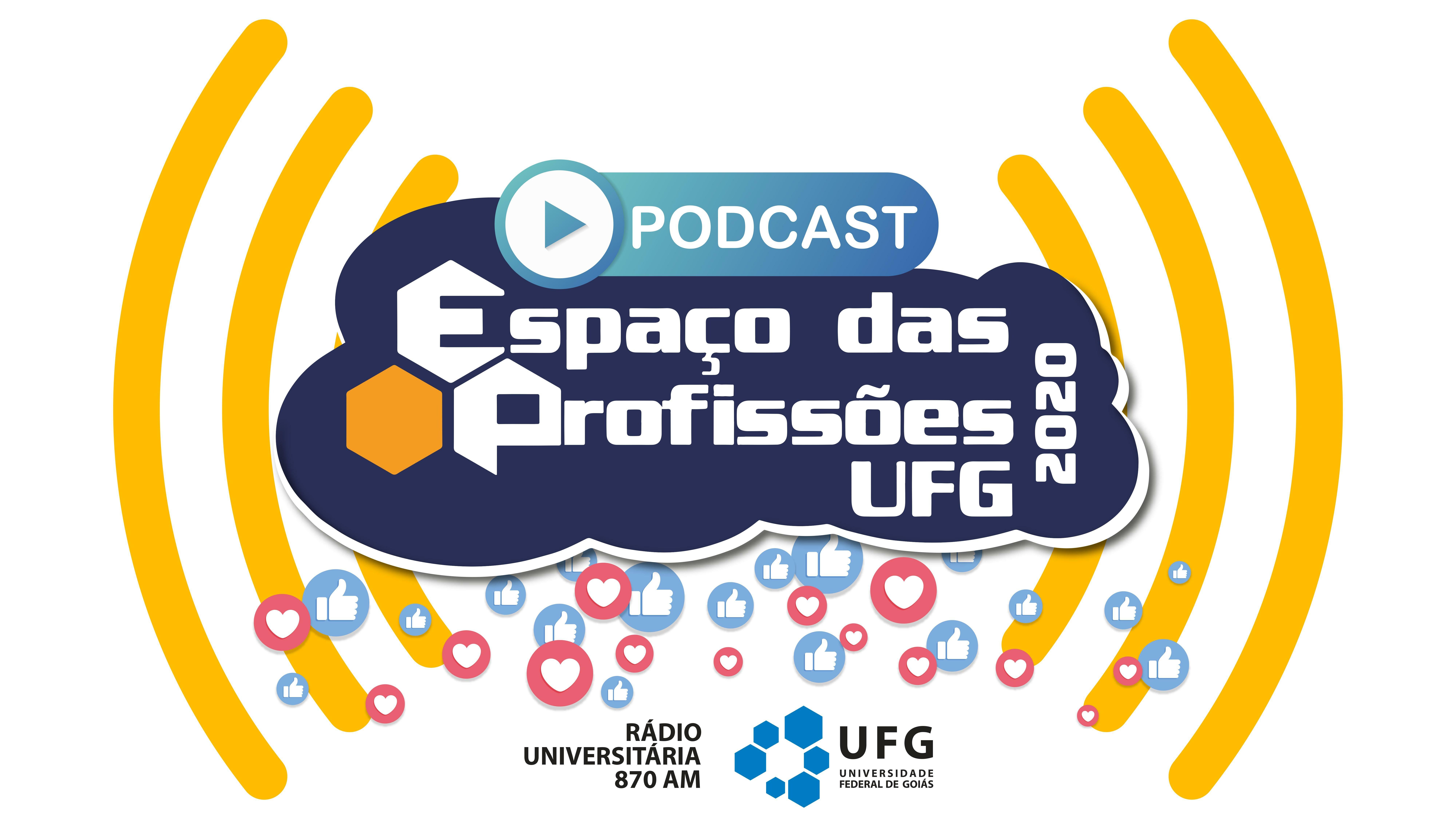 Imagem para podcast Espaço das Profissões