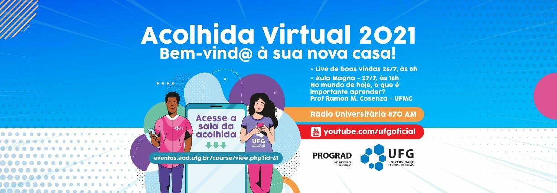 Acolhida virtual