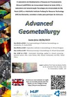 Folder - Advanced Geometallurgy 2019