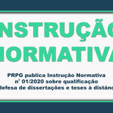 INSTRUÇÃO NORMATIVA