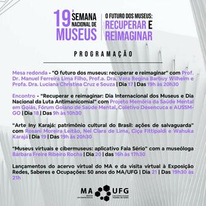 19 semana nacional dos museus