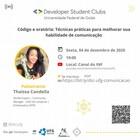 Código e Oratória: Técnicas para melhorar sua habilidade de comunicação - Assessoria Educacional