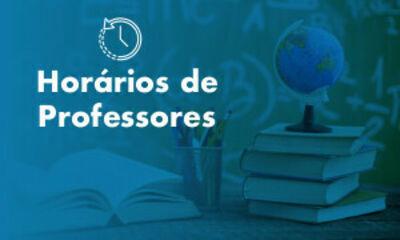 Capa Site Horarios docentes