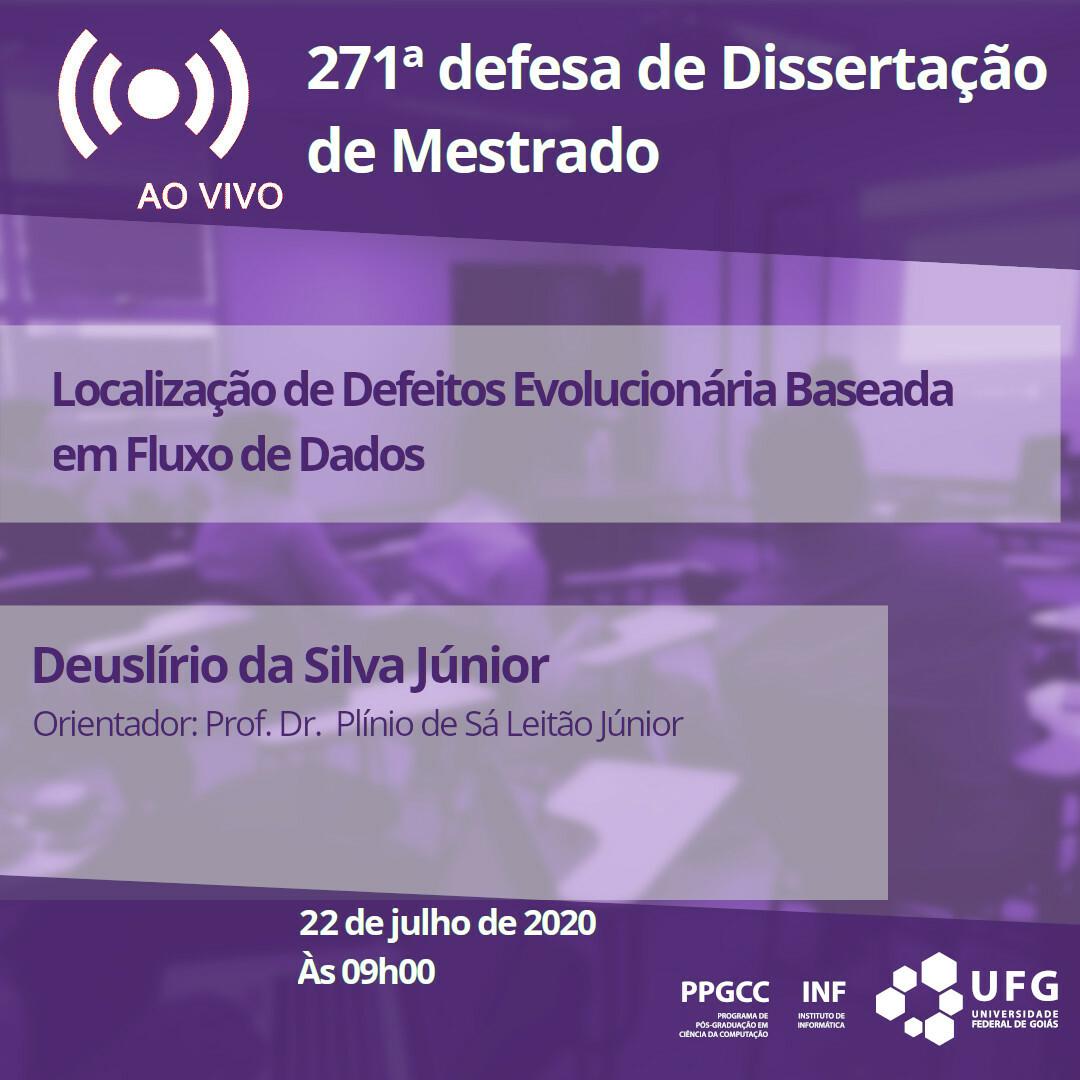 defesa 271 mestrado