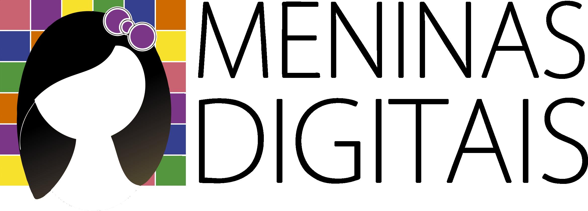 Logo Meninas Digitais