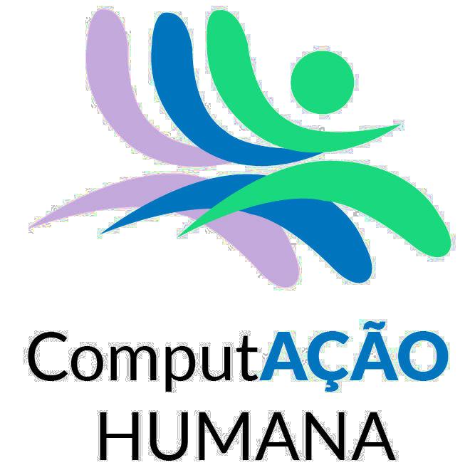 Logo Computação Humana Transparente