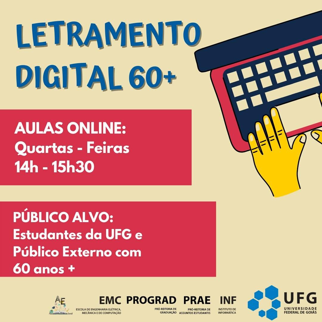 Letramento Digital 60+