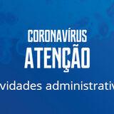 Atividades Administrativas Corona