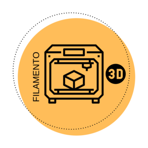 IMPRESSORA 3D COM FILAMENTO