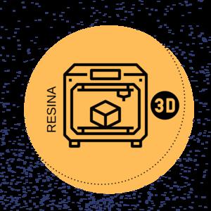 IMPRESSORA 3D COM RESINA