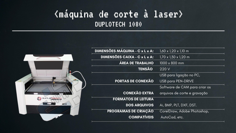 corte a laser delta  duplotech