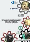 Capa Folder TREINAMENTO SOBRE NOÇÕES DE TORNEARIA