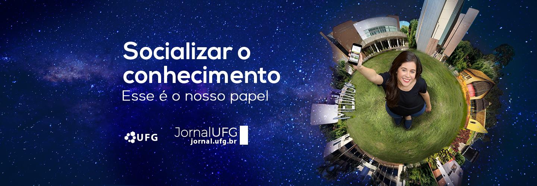 Banner da Campanha de divulgação do Portal UFG