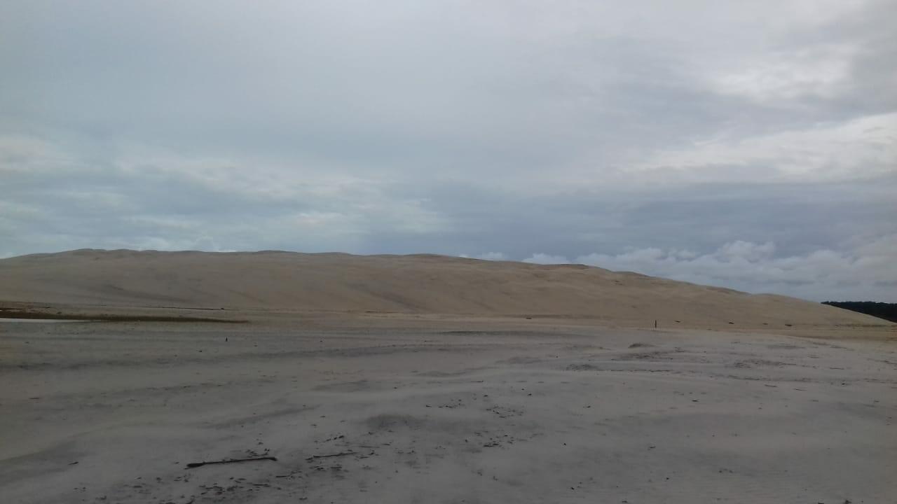 Morraria Encantada, Ilha dos Lençóis, MA, fotografia de Marcelo, janeiro de 2017.