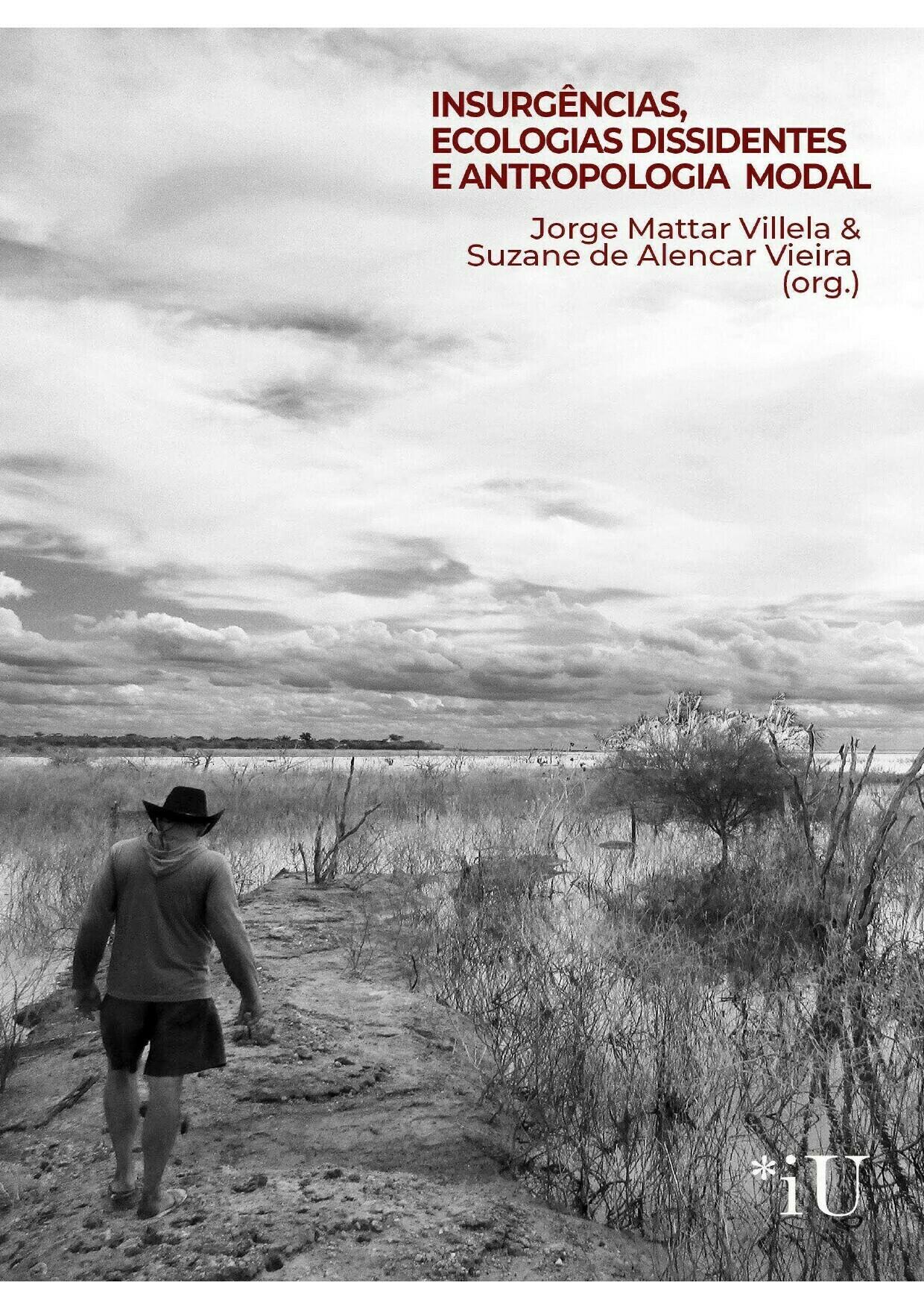 Livro Insurgências, ecologias dissidentes e ontologias ambientais. VILLELA, Jorge, VIEIRA, Suzane (Orgs.)