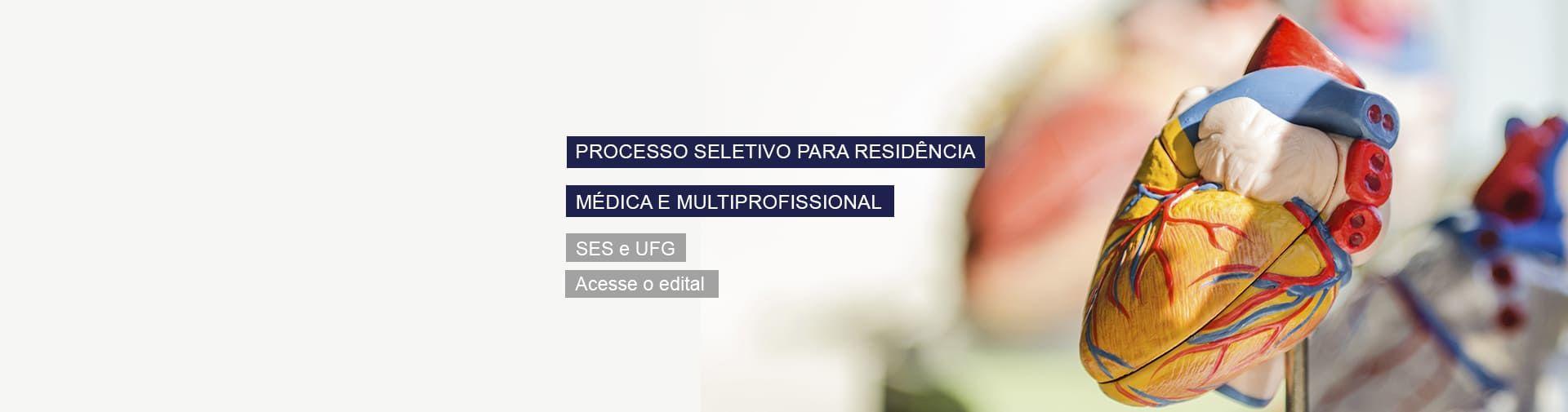 CS - Centro de Seleção UFG