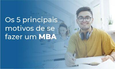 5 motivos fazer MBA UFG FACE