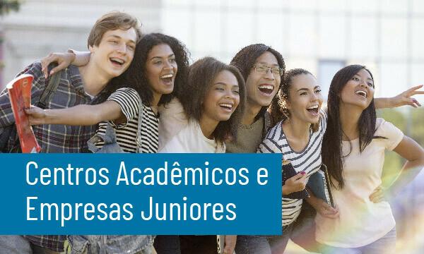 Centros Acadêmicos e Empresas Juniores