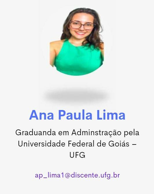 Graduanda Ana