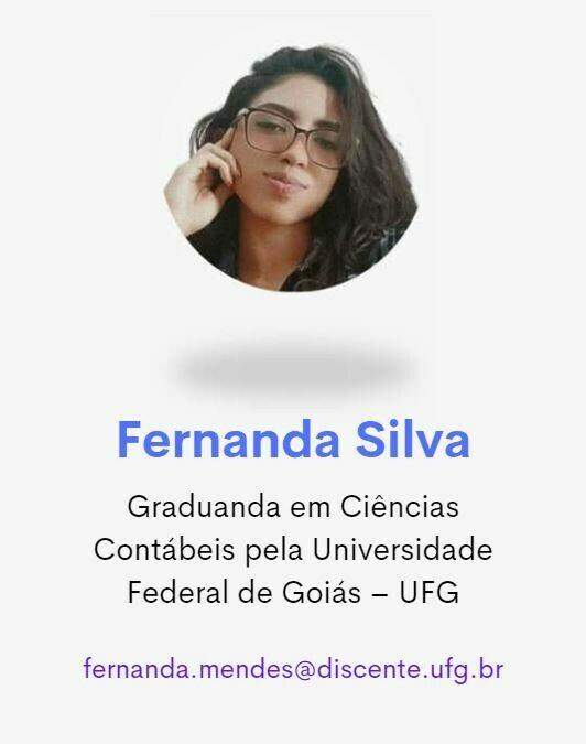 Graduanda Fernanda