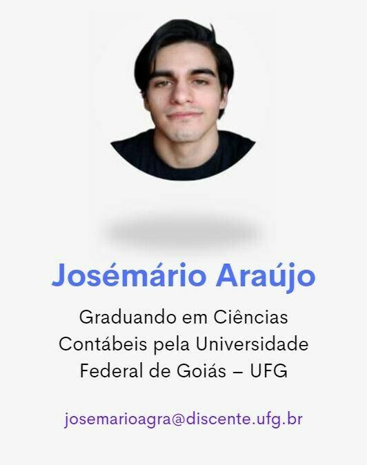 Graduando Josémário