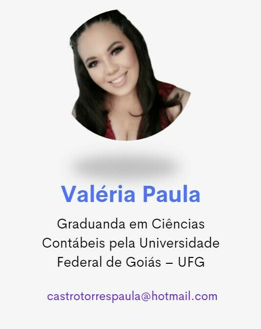 Graduanda Valéria