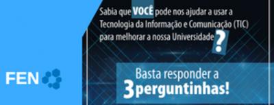 melhorar os serviços de TI e Comunicação da UFG!