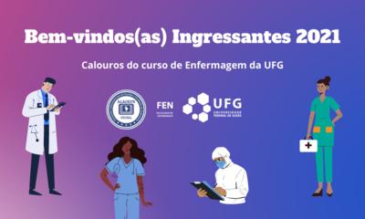 Calouros do curso de Enfermagem da UFG (2)