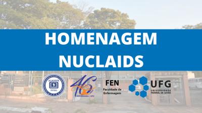 HOMENAGEM NUCLAIDS