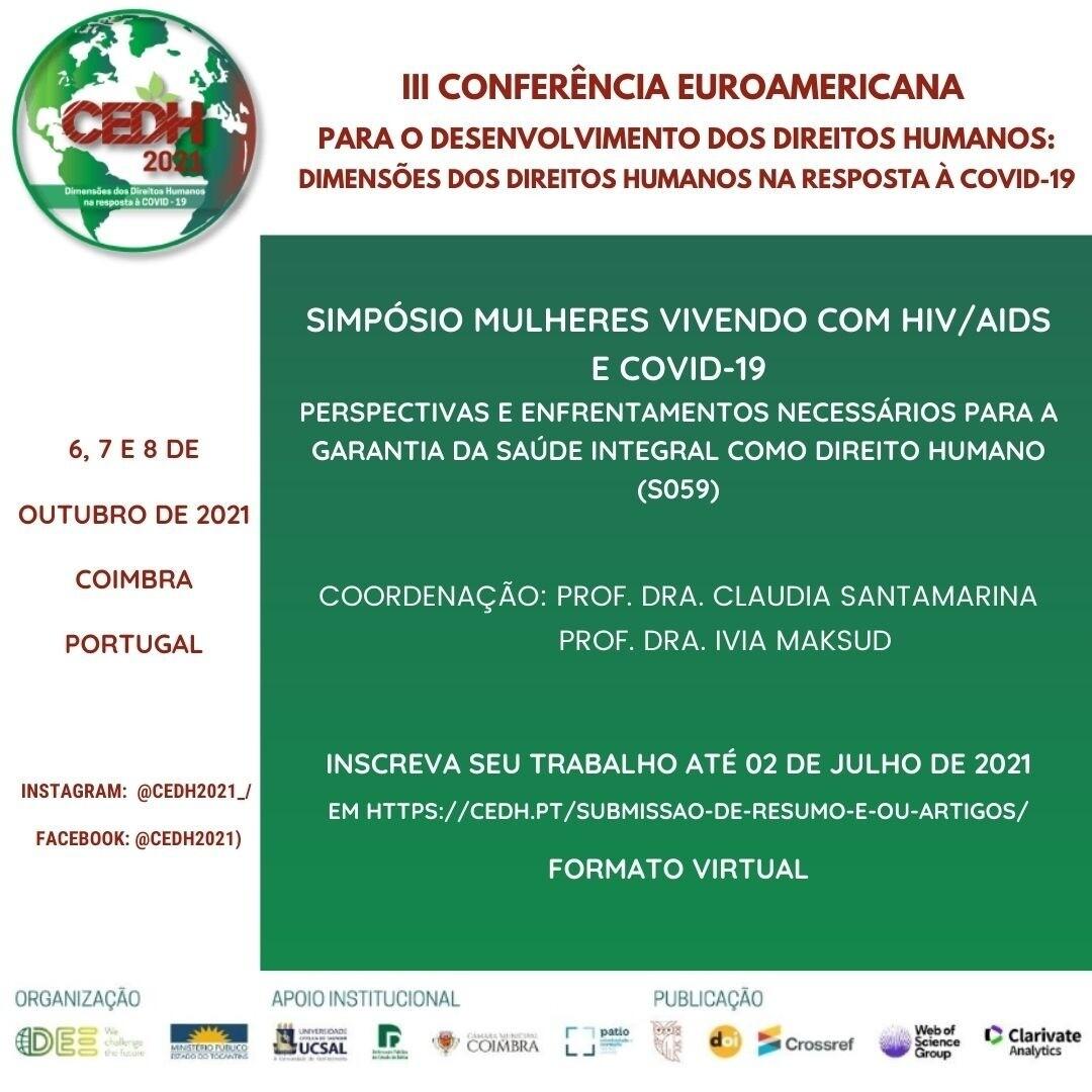 Conferência Euroamericana para o Desenvolvimento dos Direitos Humanos (CEDH)