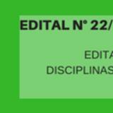 EDITAL N° 22/2018 CGA/PROGRAD/UFG