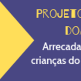 doação a crianças do Residencial Professor Niso Prego