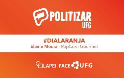 Dia Laranja com Elaine Moura
