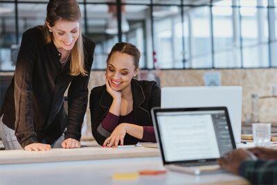 Pesquisa com mulheres empreendedoras