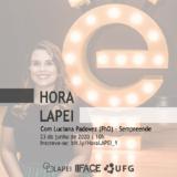 No próximo dia 23 (terça-feira), a partir das 10h, nosso laboratório realizará o primeiro Hora LAPEI - um evento aberto para conversas sobre os diversos assuntos que giram em torno do empreendedorismo...