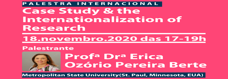 Palestra internacional