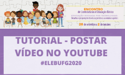 Tutorial Postar Vídeo Youtube_Banner