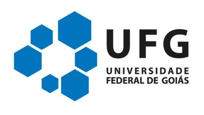 logo da UFG completo na horizontal