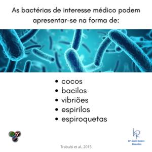 Bactérias de Importância médica - capa