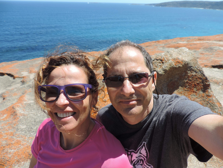 Ana Paula e André