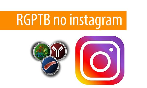 RGPTB e Instagram