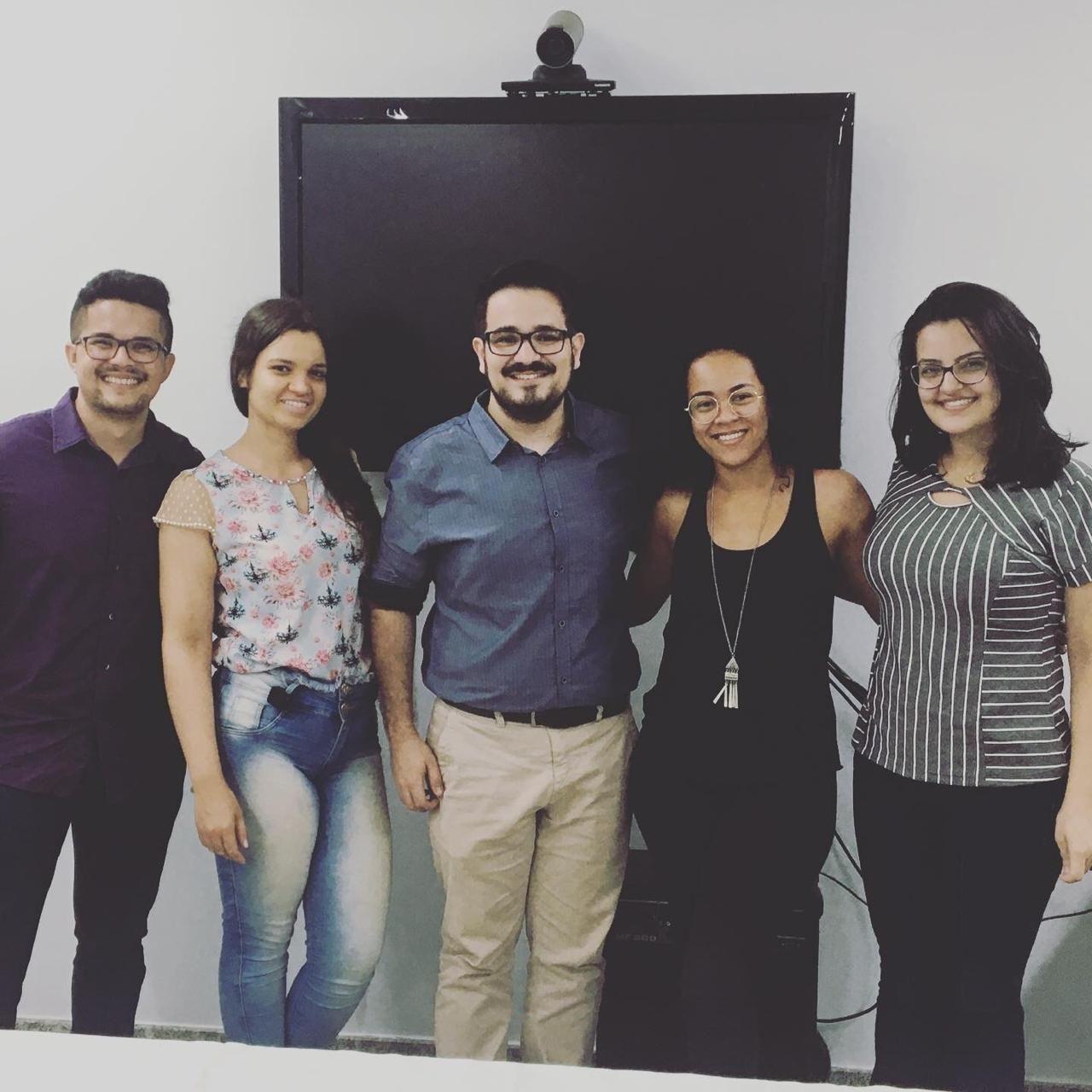 Defesa de Tese de Rogério Coutinho das Neves foto 2
