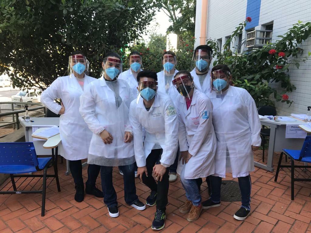 Equipe do Ensaio Clínico BCG-COVID19