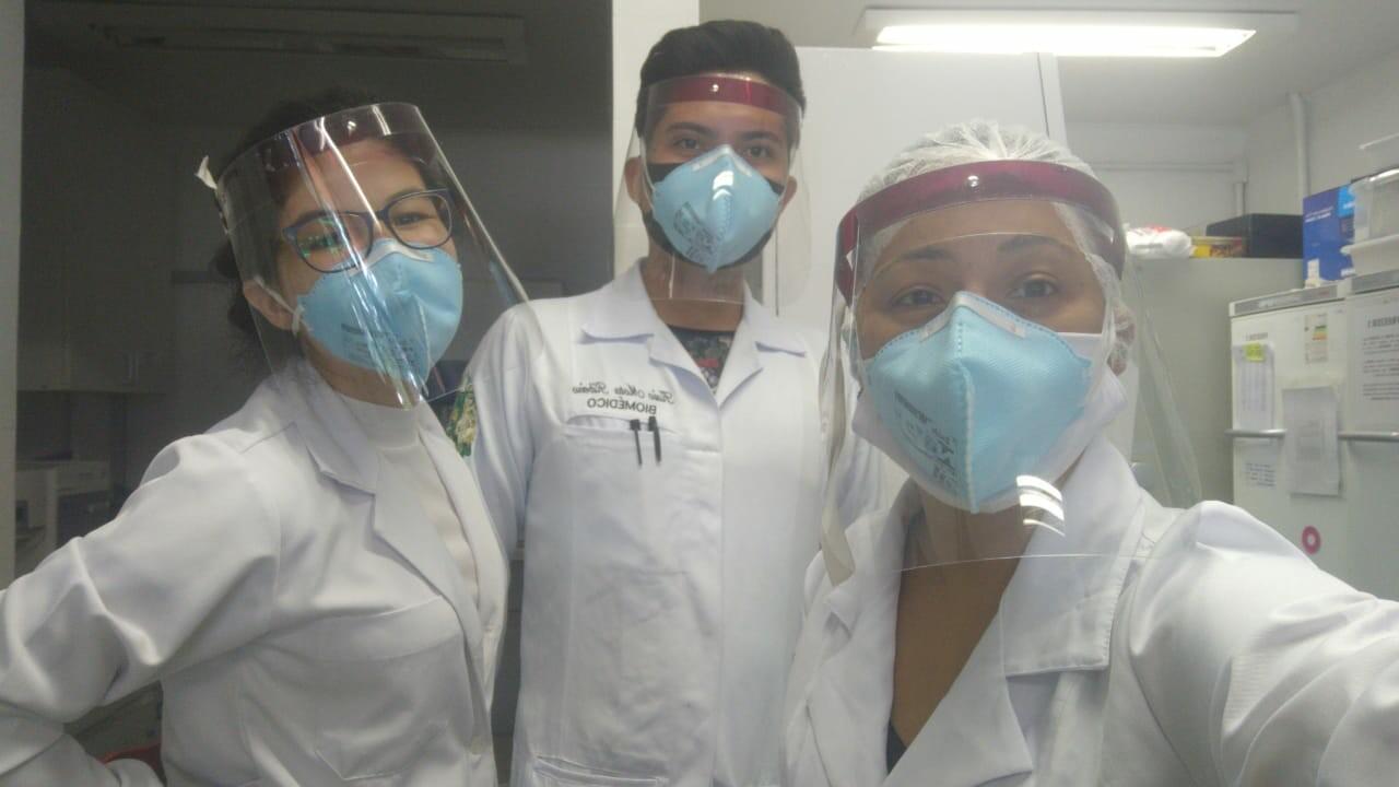 Equipe ensaio clínico BCG-COVID19
