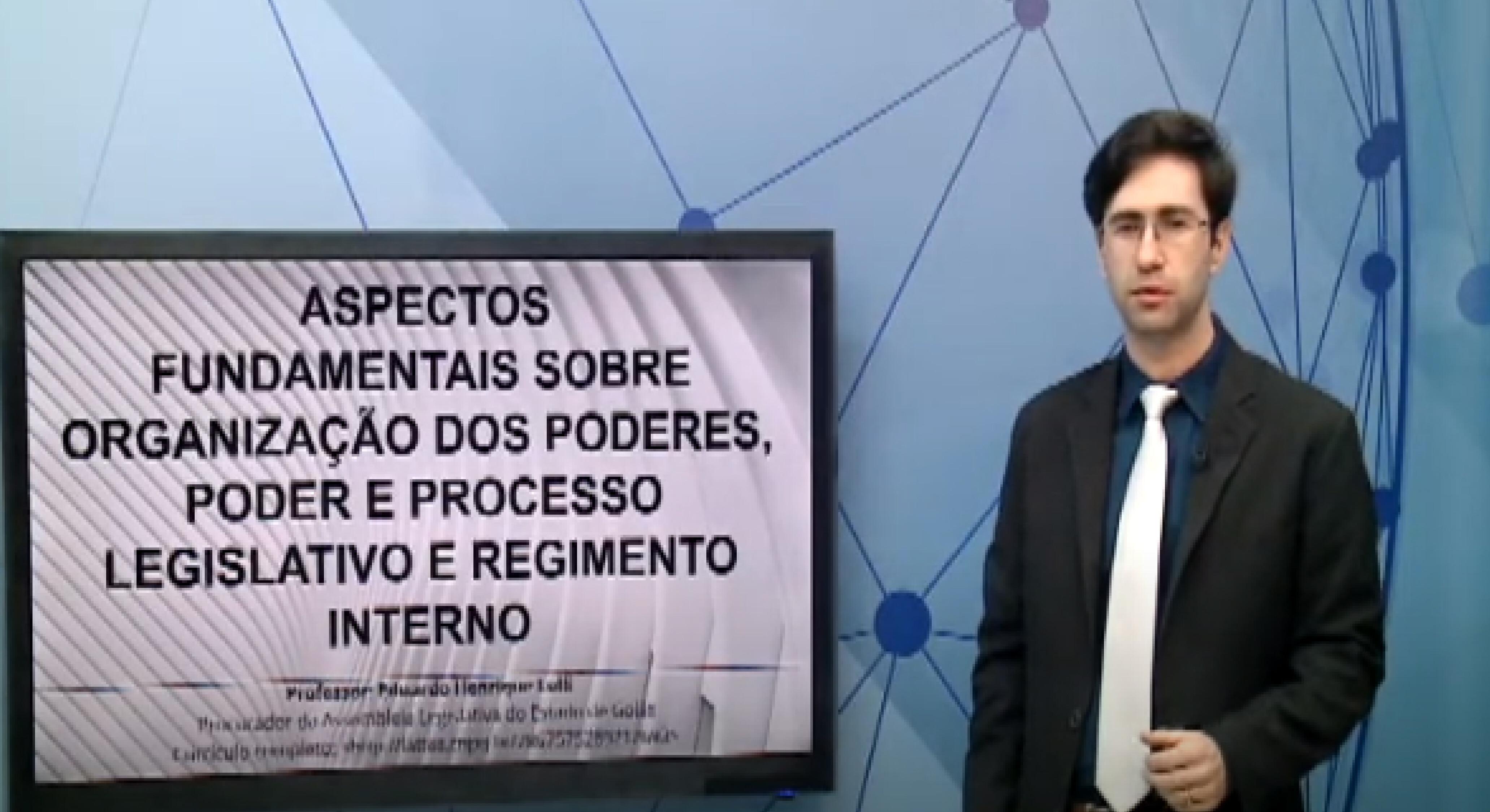 Palestra com o Procurador Eduardo Lolli - Aula 01
