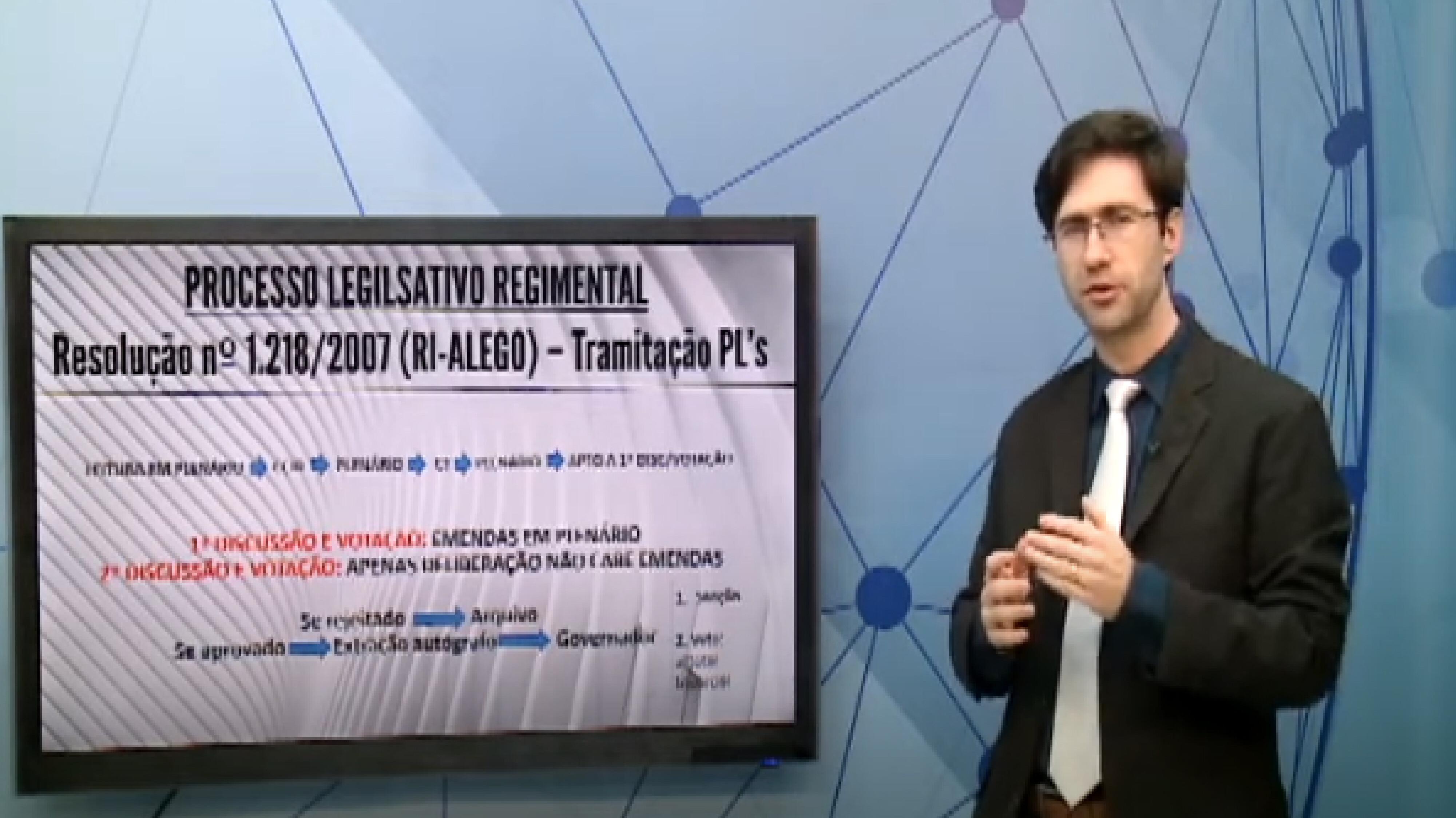 Palestra com o Procurador Eduardo Lolli - Aula 03