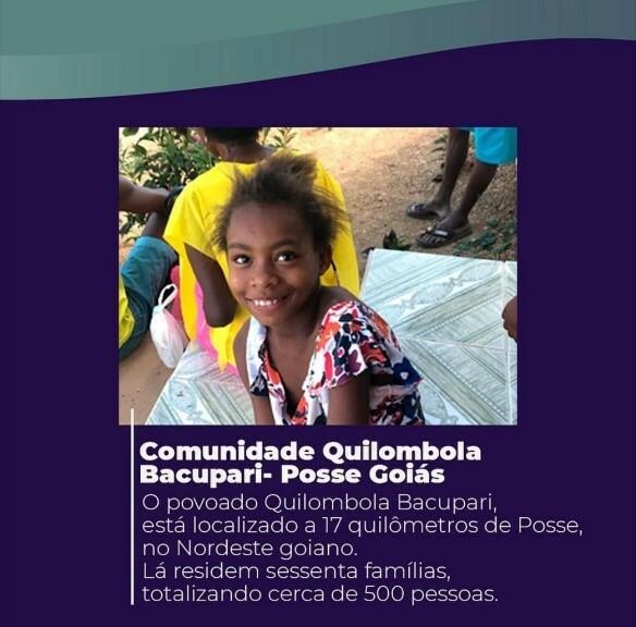Comunidade Quilombola Bacu-pari